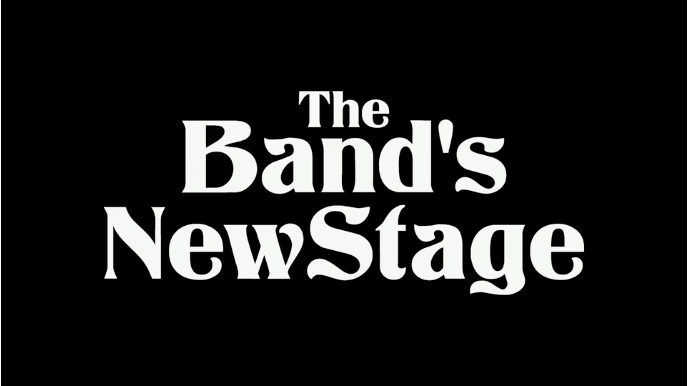 出演作「The Band's New Stage」情報